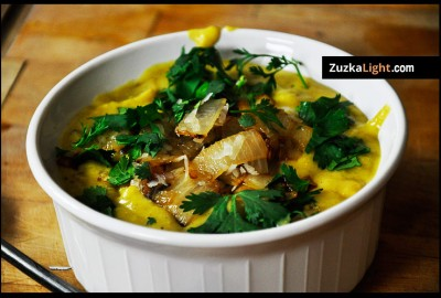 exotic spice soup