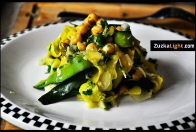 pappardelle pasta squash substitute