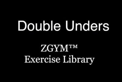 DoubleUnders