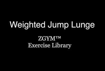 WeightedJumplunge