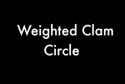 Weighted_Clam_Circle