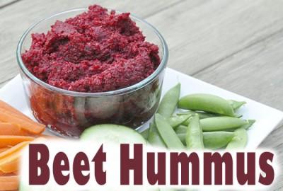 Beet Hummus FEATURED