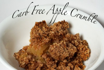 Carb_free_apple_crumble