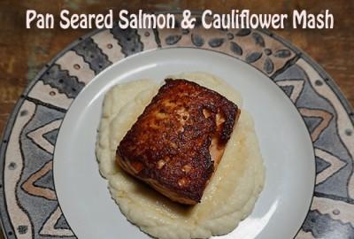 Pan_seared_salmon_with_cauliflower_mash