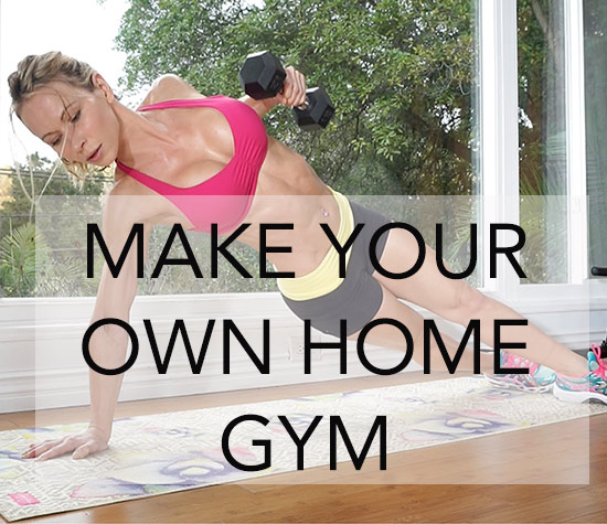 Make Your Own Home Gym