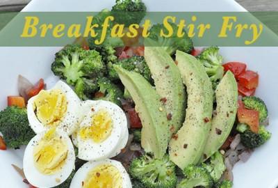 breakfast stir fry FEATURED