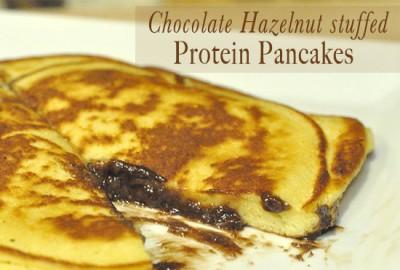 nutella pancaks FEATURED