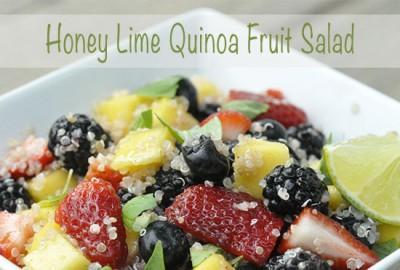 quinoa fruit salad FEATURED