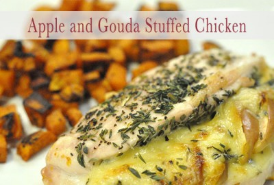 apple and gouda chicken FEATURED