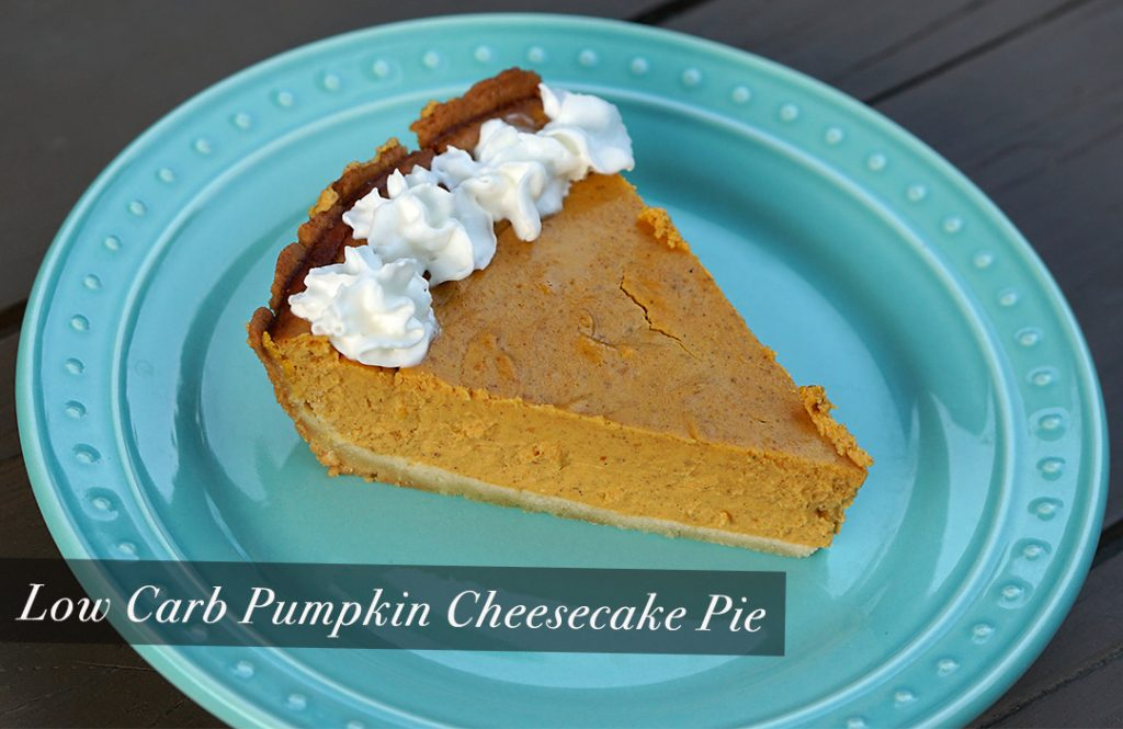 low-carb-pumpkin-cheesecake-pie