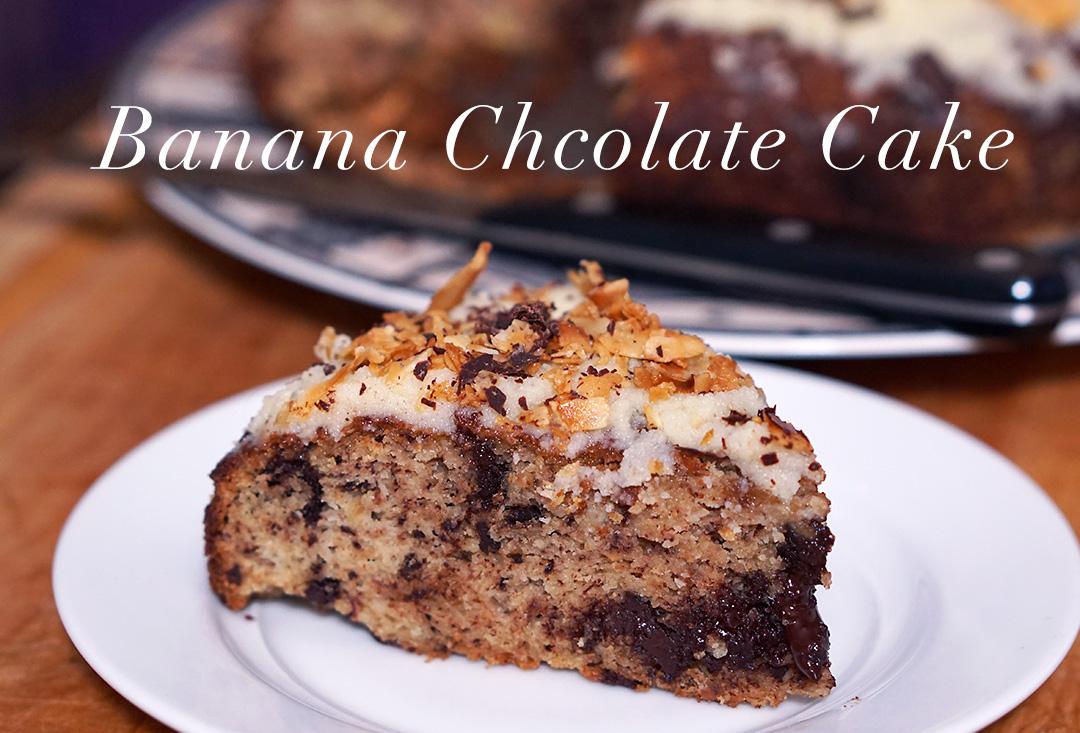 BananachocolateCake