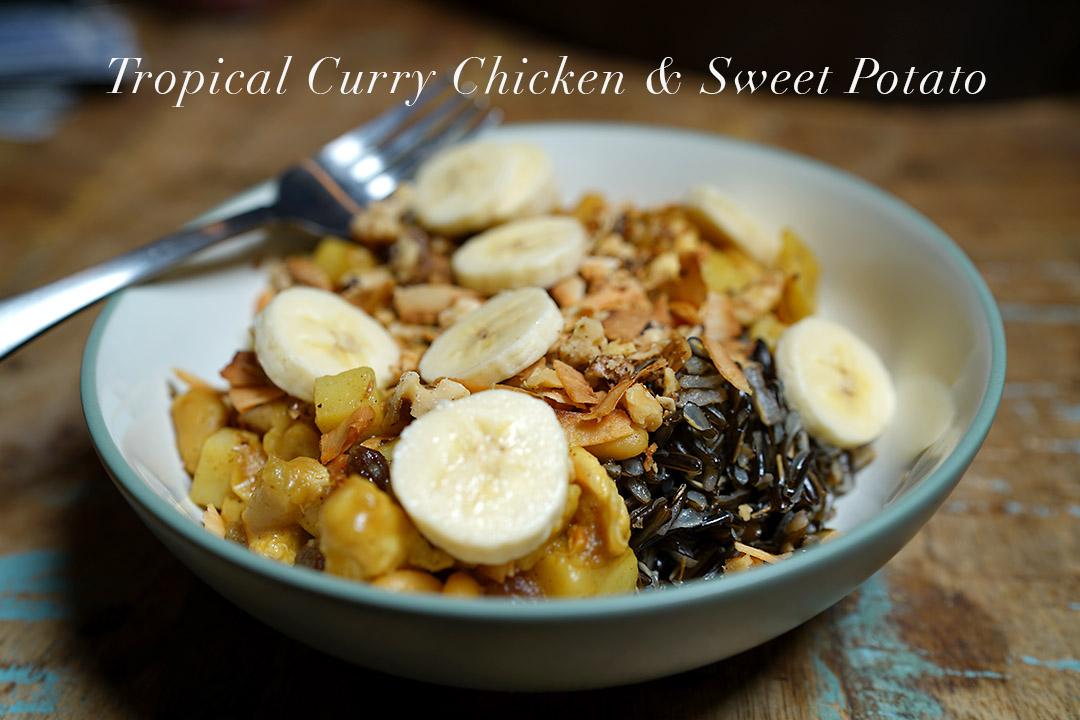 TropicalCurryChicken&SweetPotato