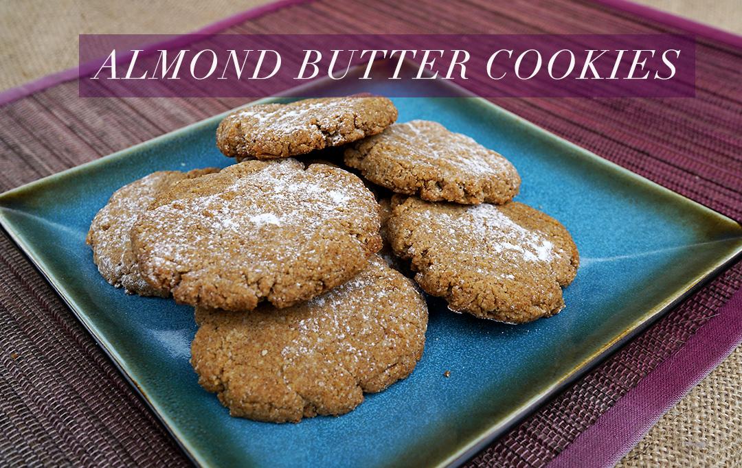 AlmondButterCookies