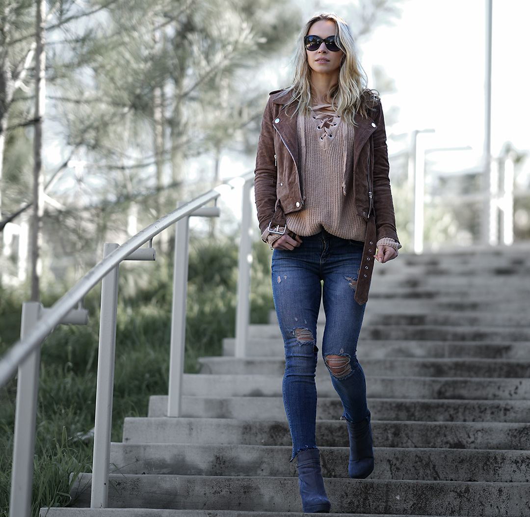 brown-suede-jacket-with-sweater