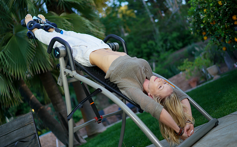 Image result for inversion Therapy