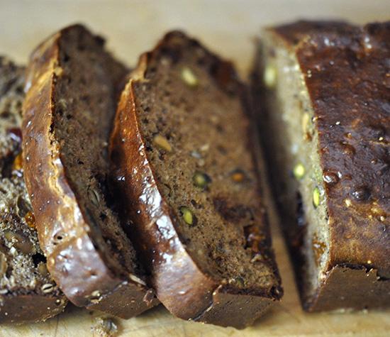 Muesli bread (FM)-F