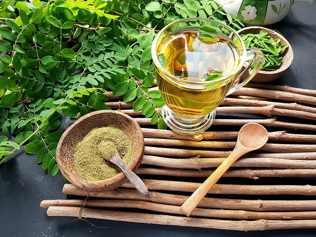 6 Powerful Benefits of Drinking Moringa Daily | Zuzka Light