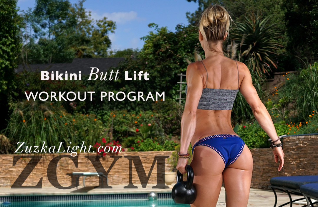 Bikini Butt Lift Program
