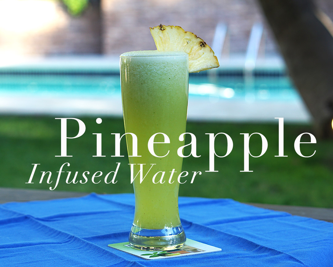 PineappleInfusedWater