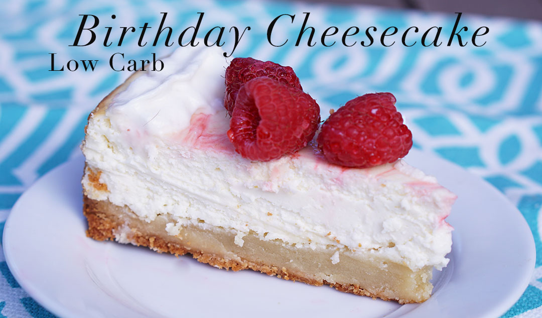 Outstanding Low Carb Birthday Cheesecake Fm Funny Birthday Cards Online Alyptdamsfinfo